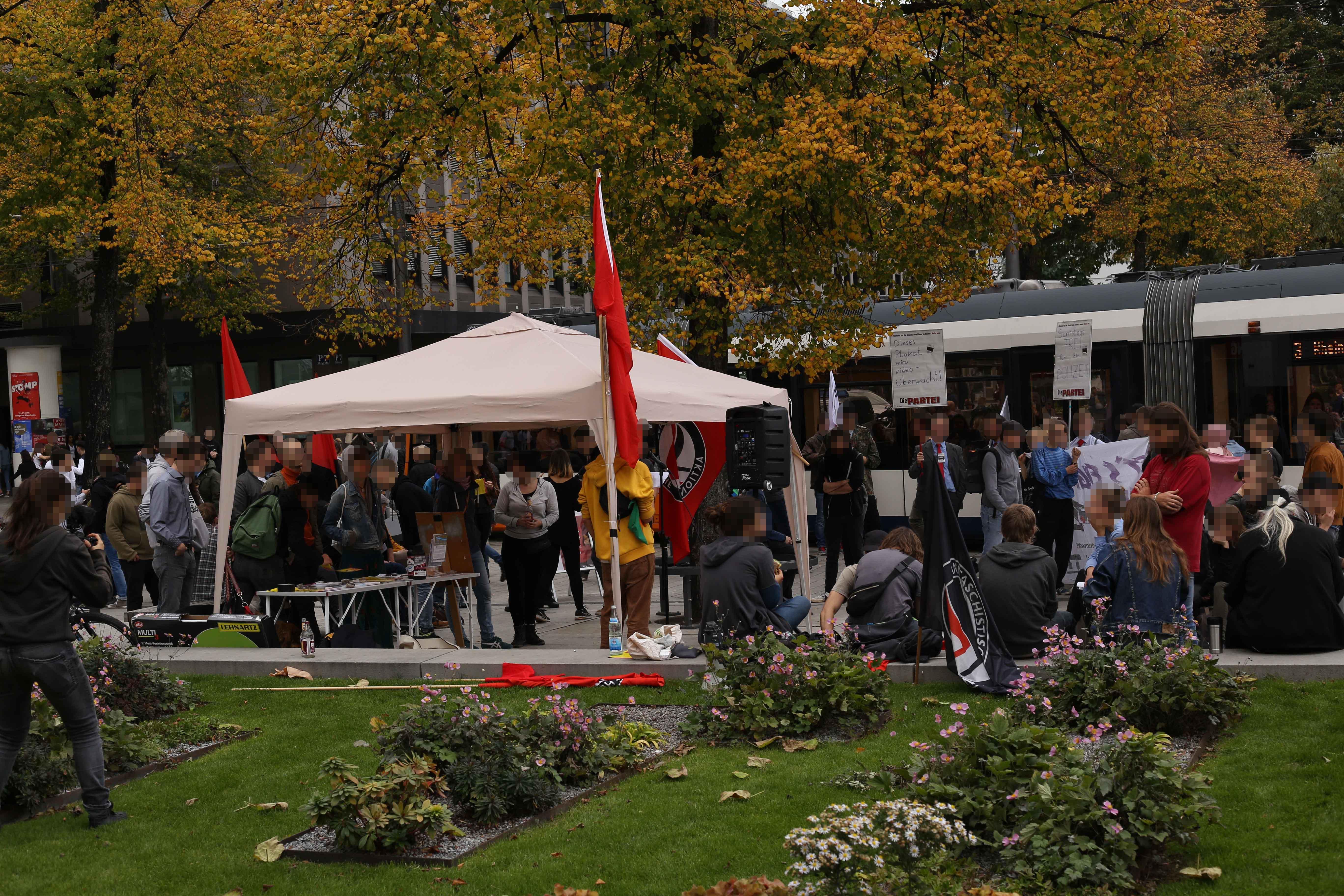 #noPolGBW Mannheim