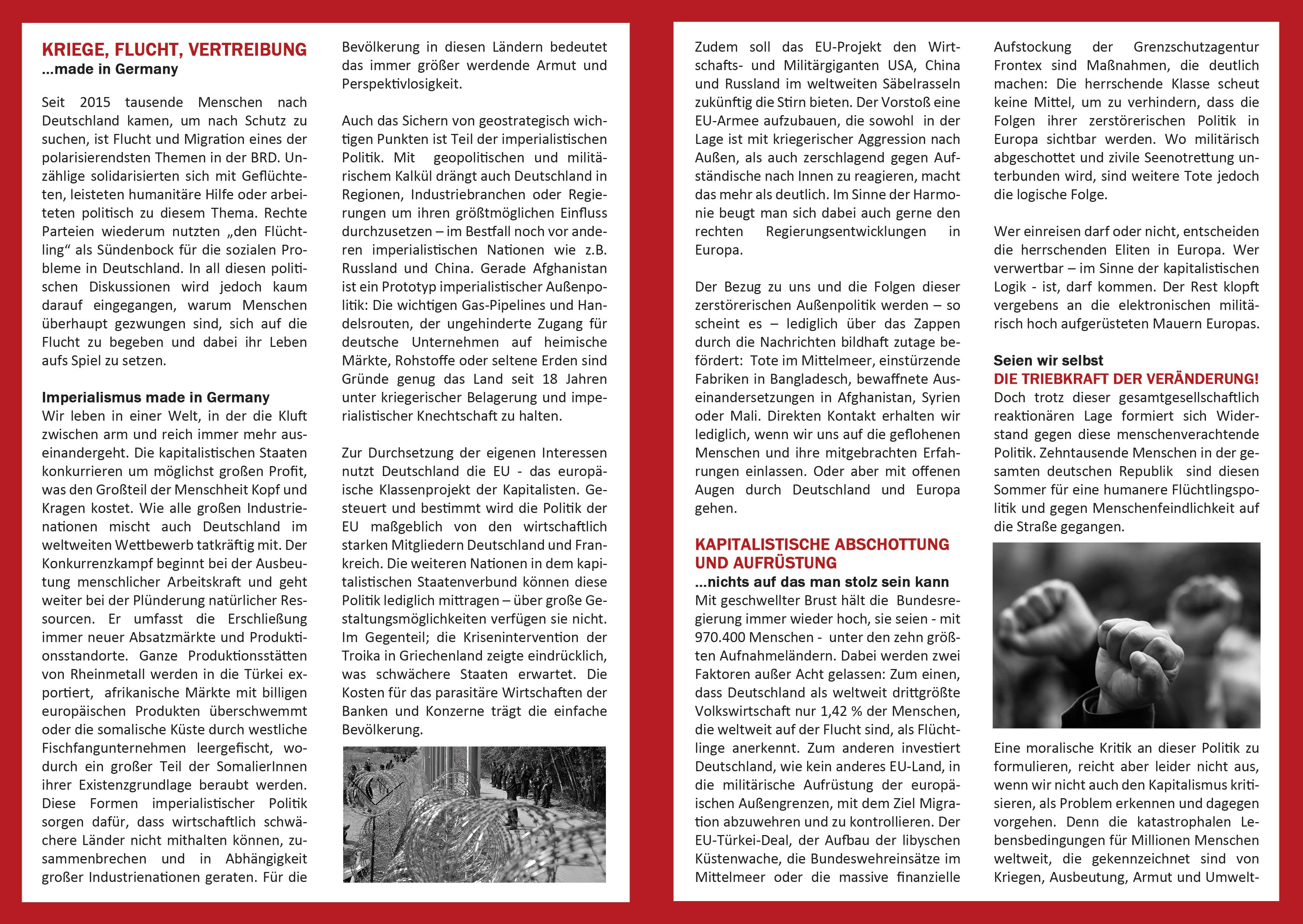 Aufruf zur Demo in Stuttgart am 15.12.